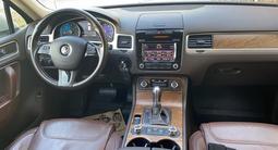 Volkswagen Touareg 2012 года за 6 500 000 тг. в Костанай – фото 5