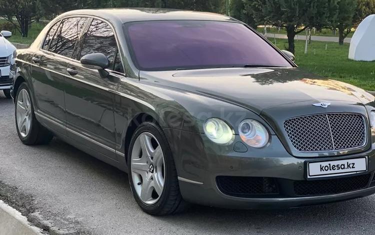 Bentley Continental Flying Spur 2006 года за 12 000 000 тг. в Шымкент