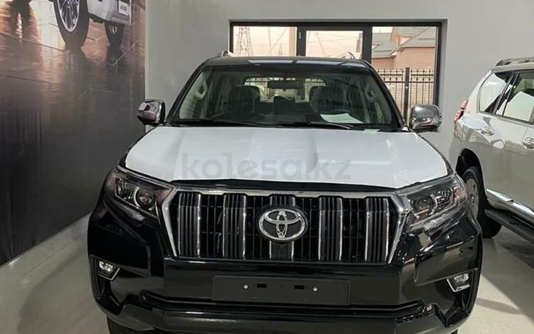 Toyota Land Cruiser Prado 2021 года за 29 500 000 тг. в Шымкент
