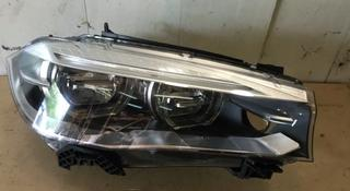 Светодиодная правая фара LED x5 x6 f15 f16 BMW за 340 000 тг. в Алматы