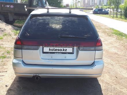 Subaru Legacy 1996 года за 1 400 000 тг. в Нур-Султан (Астана) – фото 4