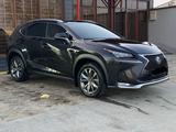 Lexus NX 200t 2018 года за 15 200 000 тг. в Алматы