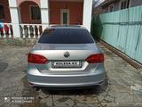 Volkswagen Jetta 2014 года за 4 100 000 тг. в Алматы – фото 4