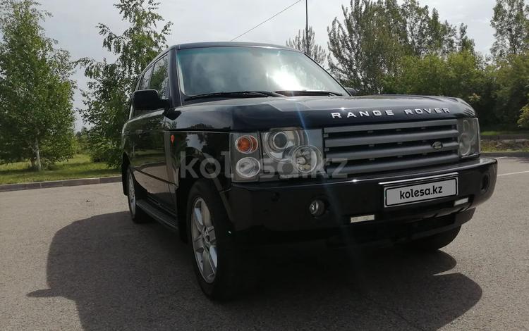 Land Rover Range Rover 2004 года за 4 800 000 тг. в Алматы