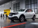 Renault Sandero Stepway Life 2021 года за 6 683 000 тг. в Кокшетау