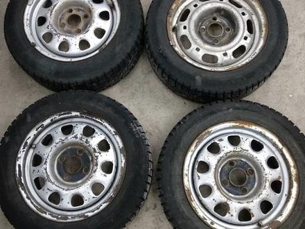 4 колеса в сборе за 15 000 тг. в Шахтинск