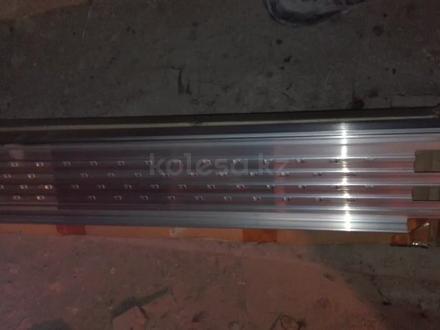 Подножки в голом виде алюминки за 45 000 тг. в Алматы – фото 4