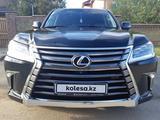Lexus LX 570 2016 года за 40 000 000 тг. в Нур-Султан (Астана)
