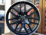 /AMG Авто диски на Mercedes r22 5*130/shiny-diski за 1 500 тг. в Караганда – фото 2