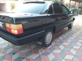 Audi 100 1989 года за 1 600 000 тг. в Шу – фото 5