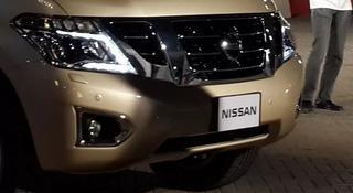 Рестайлинговый бампер на Nissan Patrol Y62 для моделей с 2010-2015… за 150 000 тг. в Алматы