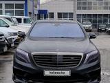 Mercedes-Benz S 63 AMG 2014 года за 28 500 000 тг. в Алматы – фото 4