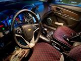 Chevrolet Cruze 2015 года за 3 900 000 тг. в Шымкент – фото 5