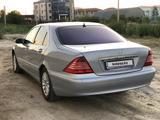 Mercedes-Benz S 500 2003 года за 3 100 000 тг. в Кызылорда – фото 2