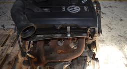 Двигатель ADR Audi 1, 8 за 99 000 тг. в Шымкент