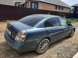 Nissan Altima 2003 года за 1 650 000 тг. в Уральск – фото 4