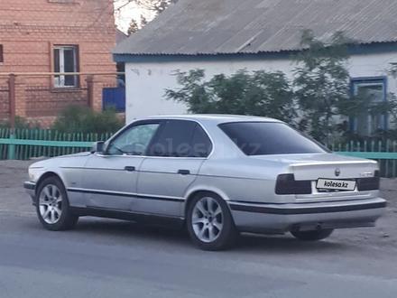 BMW 525 1992 года за 850 000 тг. в Атырау – фото 4