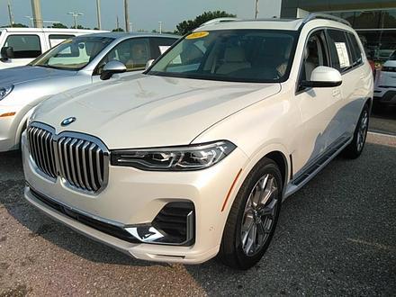 BMW X7 2018 года за 222 333 тг. в Нур-Султан (Астана)