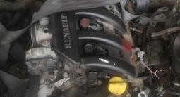 Двигатель на Lada Largus Renault 1.6 K4M K7M 16 клапанный… за 280 000 тг. в Уральск – фото 2