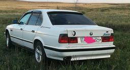BMW 520 1992 года за 1 500 000 тг. в Актобе – фото 4