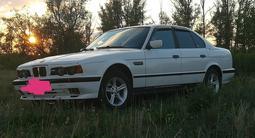 BMW 520 1992 года за 1 500 000 тг. в Актобе – фото 2