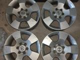 Оригинальные диски на NISSAN Pathfinder R51 7Jx16 PCD 6*114.3 ET30 d66.1 за 75 000 тг. в Талдыкорган