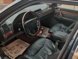 Mercedes-Benz S 320 1997 года за 3 800 000 тг. в Тараз – фото 5