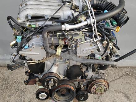 Двигатель Nissan VQ35 за 350 000 тг. в Алматы