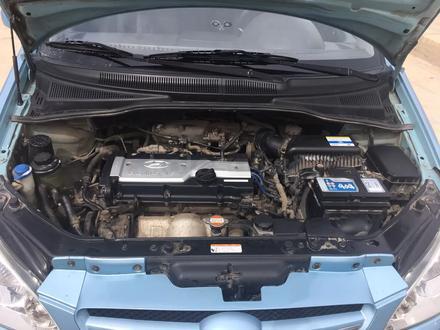 Hyundai Getz 2008 года за 1 700 000 тг. в Актау – фото 2