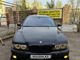 BMW 525 2001 года за 5 800 000 тг. в Нур-Султан (Астана) – фото 4