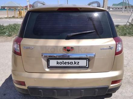 Geely Emgrand X7 2014 года за 3 350 000 тг. в Кызылорда – фото 4