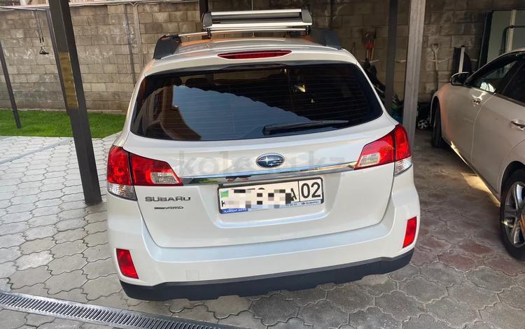 Subaru Outback 2014 года за 8 800 000 тг. в Алматы