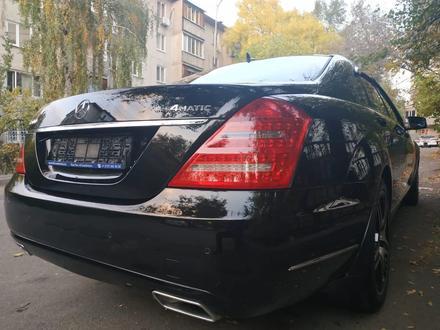 Mercedes-Benz S 500 2010 года за 10 000 000 тг. в Алматы – фото 4
