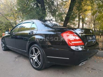 Mercedes-Benz S 500 2010 года за 10 000 000 тг. в Алматы – фото 6