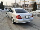 Mercedes-Benz E 320 2004 года за 4 000 000 тг. в Алматы – фото 3
