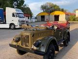 ГАЗ 69 1967 года за 1 600 000 тг. в Алматы