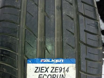 225/55/R17 Falken ziex ze 914 Одна шина в наличии осталась за 22 500 тг. в Алматы – фото 2