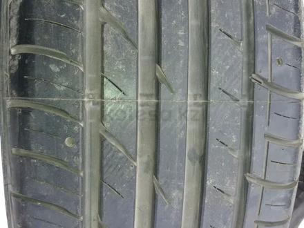 225/55/R17 Falken ziex ze 914 Одна шина в наличии осталась за 22 500 тг. в Алматы – фото 3