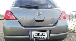 Nissan Tiida 2006 года за 2 200 000 тг. в Жезказган – фото 4