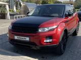 Land Rover Range Rover Evoque 2012 года за 11 000 000 тг. в Алматы