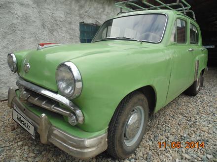 Москвич 407 1958 года за 599 000 тг. в Усть-Каменогорск – фото 3