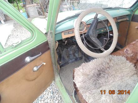 Москвич 407 1958 года за 599 000 тг. в Усть-Каменогорск – фото 4