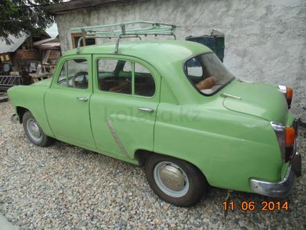 Москвич 407 1958 года за 599 000 тг. в Усть-Каменогорск – фото 5