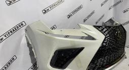 Передний бампер в сборе Lexus Nx F sport обвес за 40 000 тг. в Алматы – фото 2