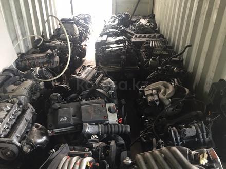 Двигателя на авто из Европы за 100 тг. в Алматы