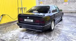 BMW 520 1992 года за 1 800 000 тг. в Алматы – фото 2