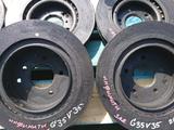 Тормозные диски на инфинити g35 v36/g35 v35 за 20 000 тг. в Алматы – фото 3