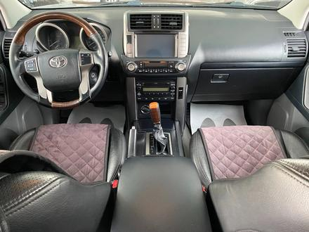 Toyota Land Cruiser Prado 2012 года за 13 000 000 тг. в Шымкент – фото 12