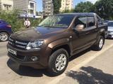 Volkswagen Amarok 2013 года за 8 400 000 тг. в Алматы