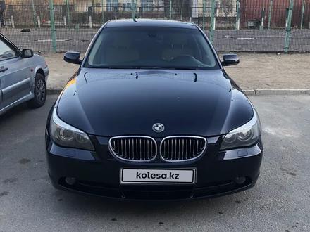 BMW 525 2006 года за 5 000 000 тг. в Алматы – фото 10